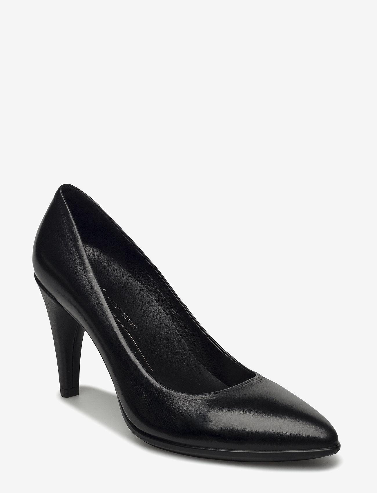 ECCO - SHAPE 75 POINTY - klasiski augstpapēžu apavi - black - 0