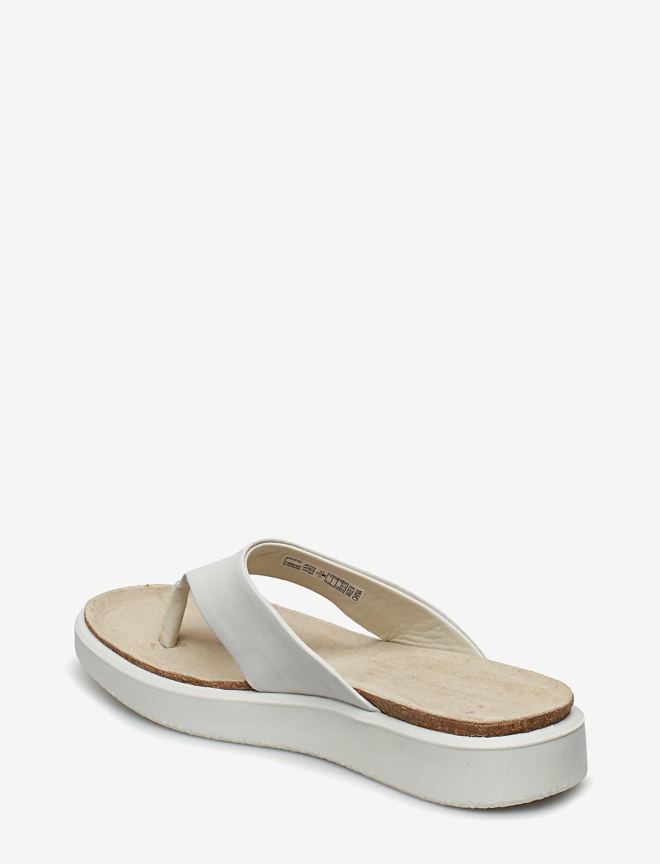 Corksphere Sandal (White) - ECCO
