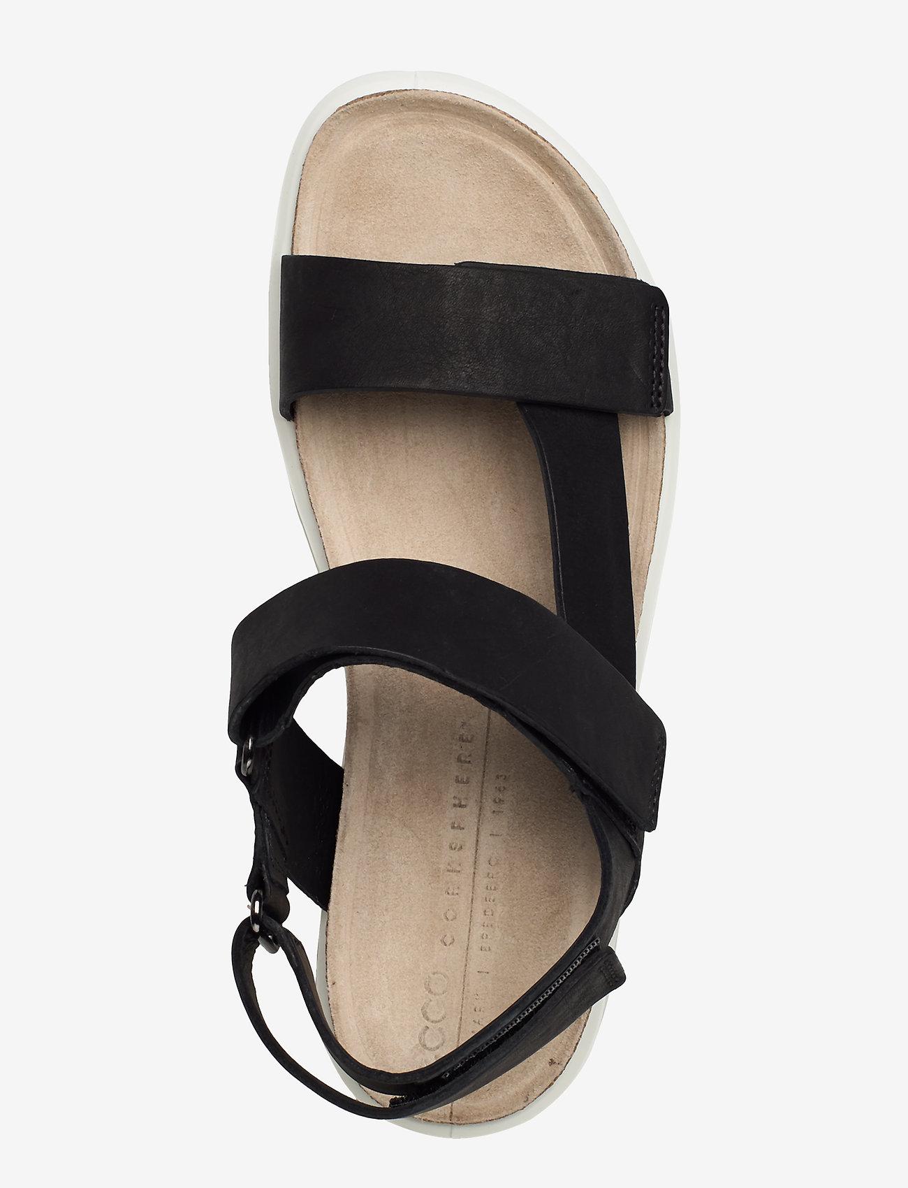 Corksphere Sandal (Black) - ECCO