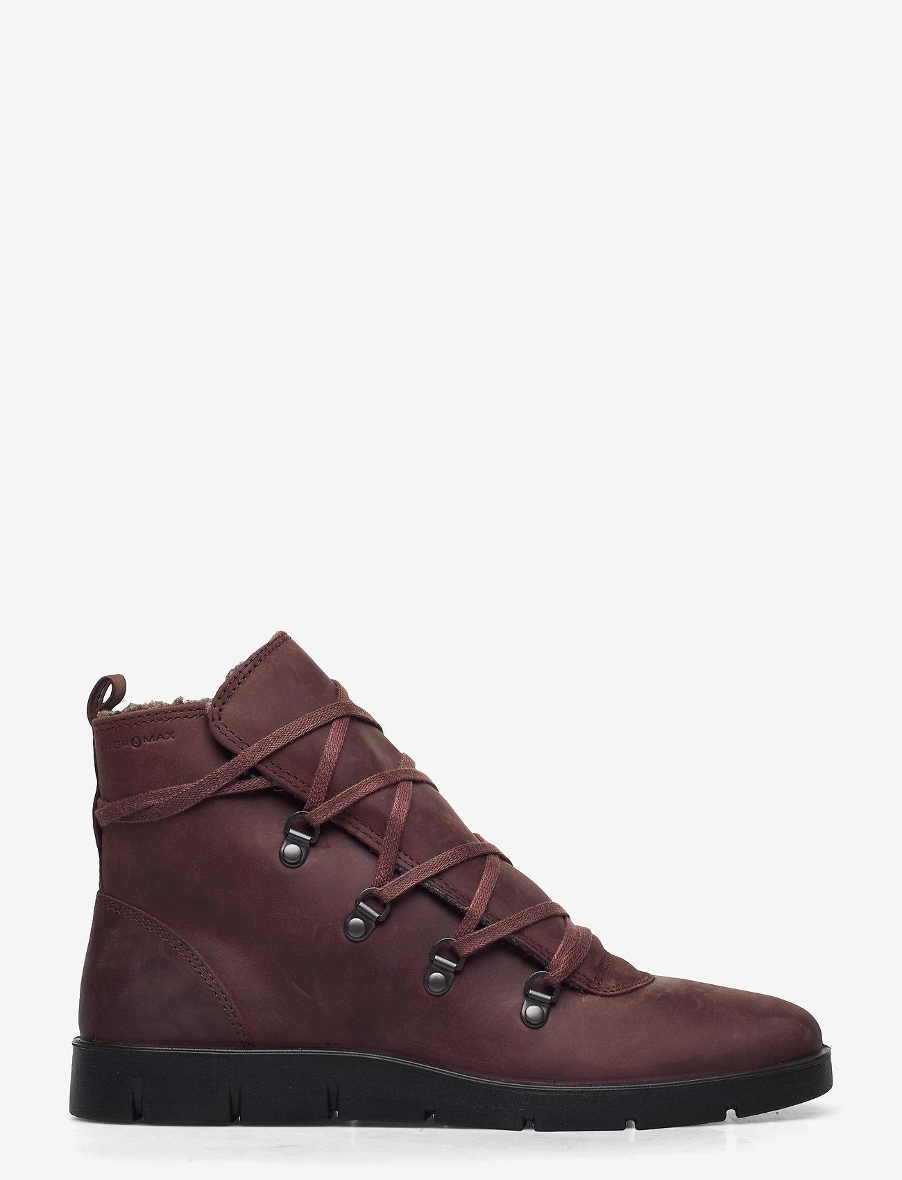 ECCO - BELLA - flat ankle boots - chocolat - 1
