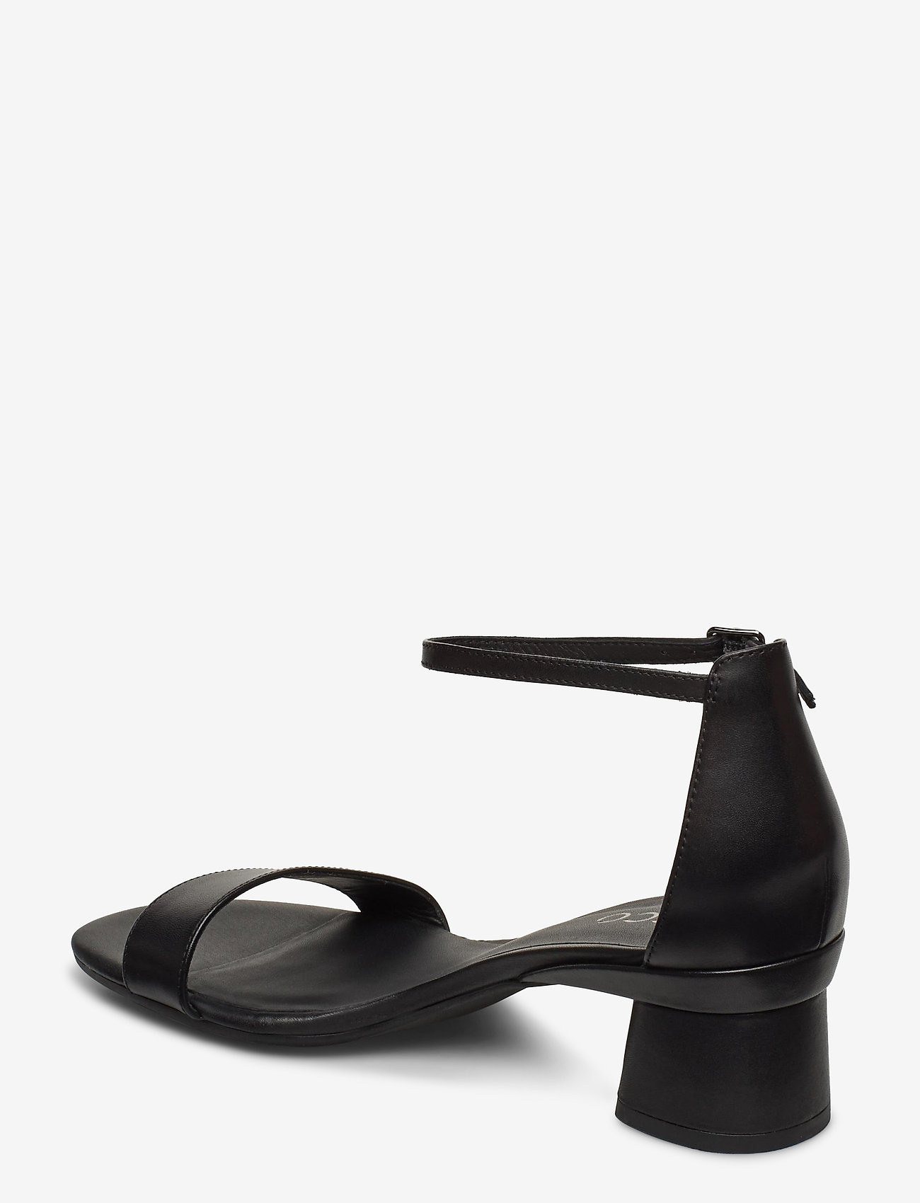 Elevate 45 Block Sandal (Black) (97.43 €) - ECCO OSRHTZQN