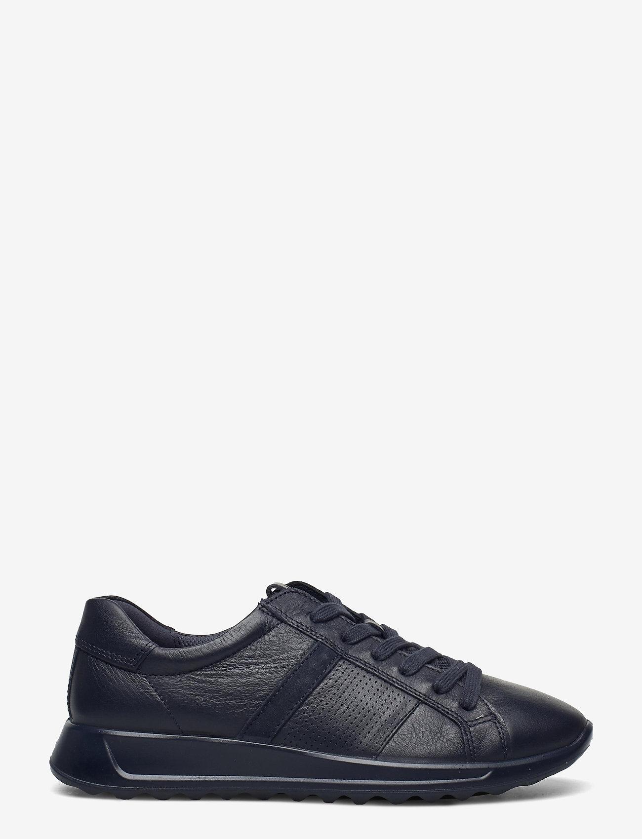ECCO - FLEXURE RUNNER W - lage sneakers - marine/marine - 1