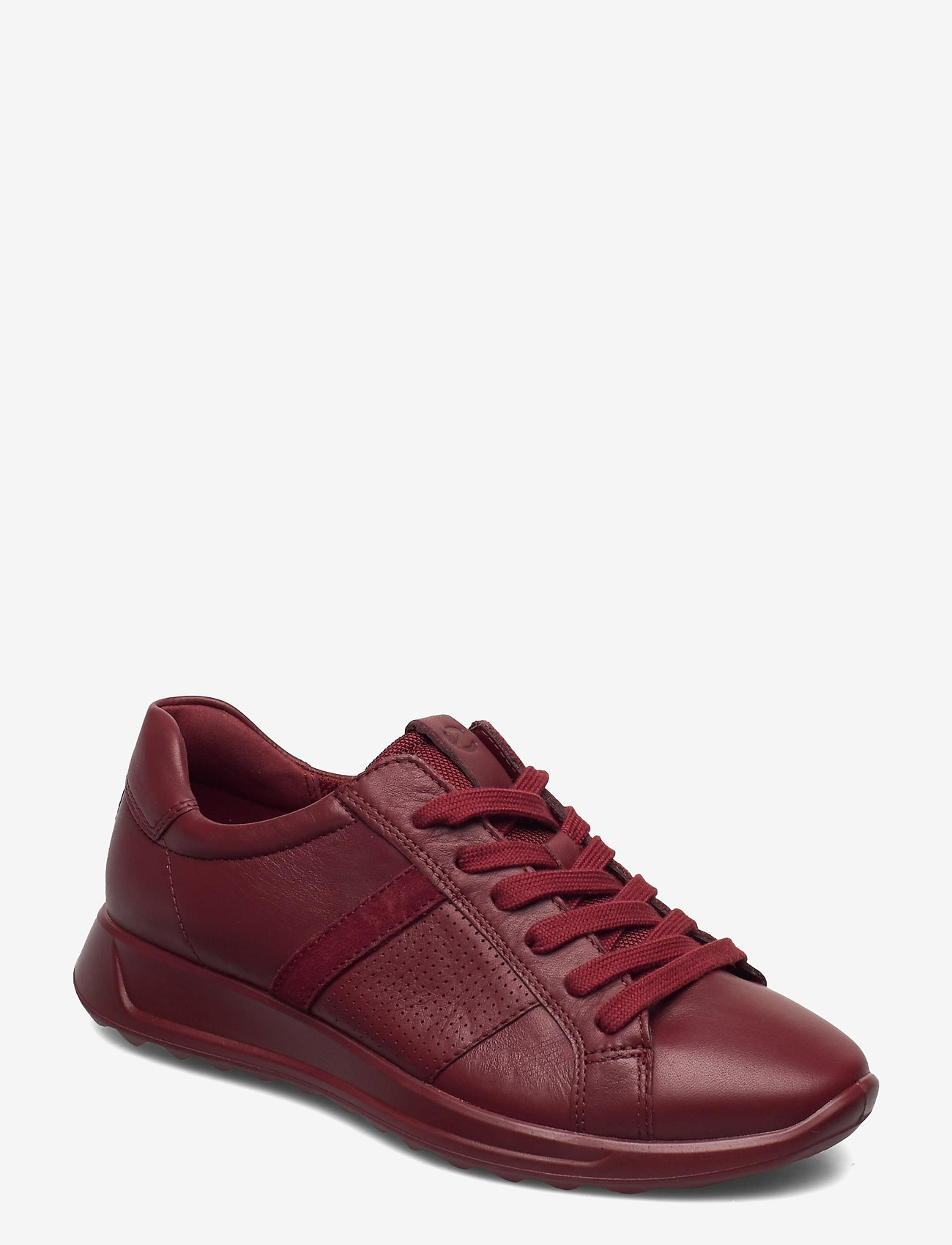 ECCO - FLEXURE RUNNER W - lage sneakers - syrah/syrah - 0