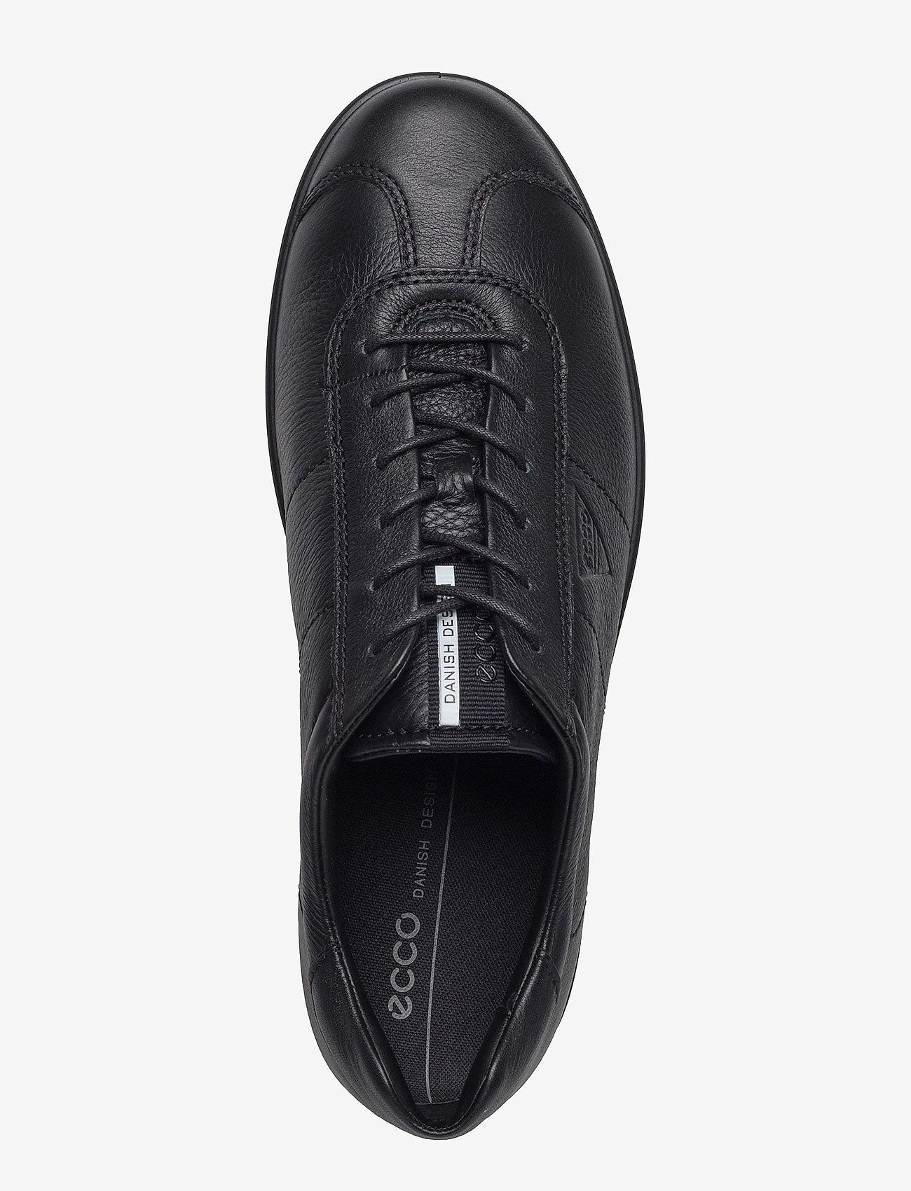 Ecco Soft 1 Mens - Sneakers Black
