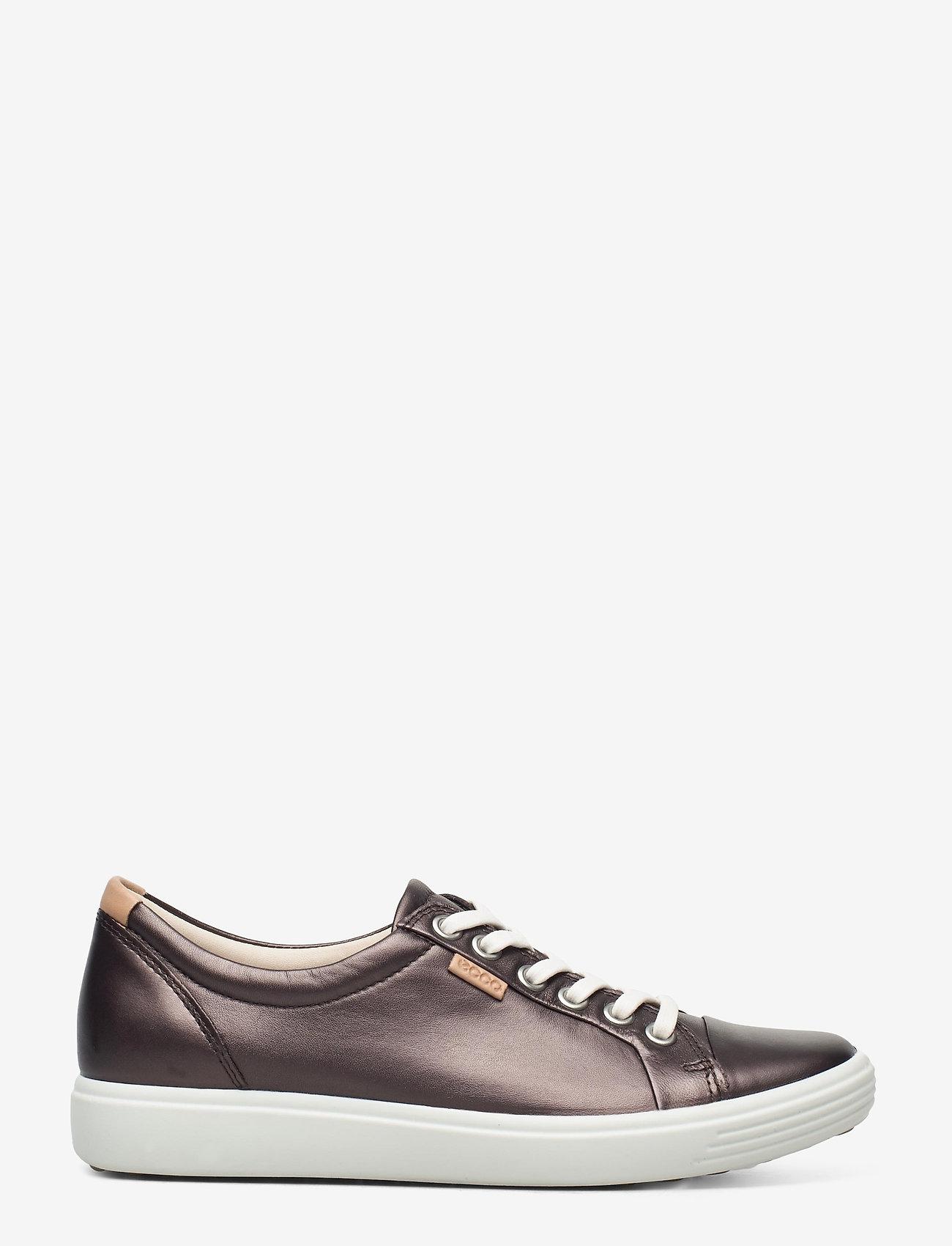 ECCO - SOFT 7 W - låga sneakers - shale metallic - 1