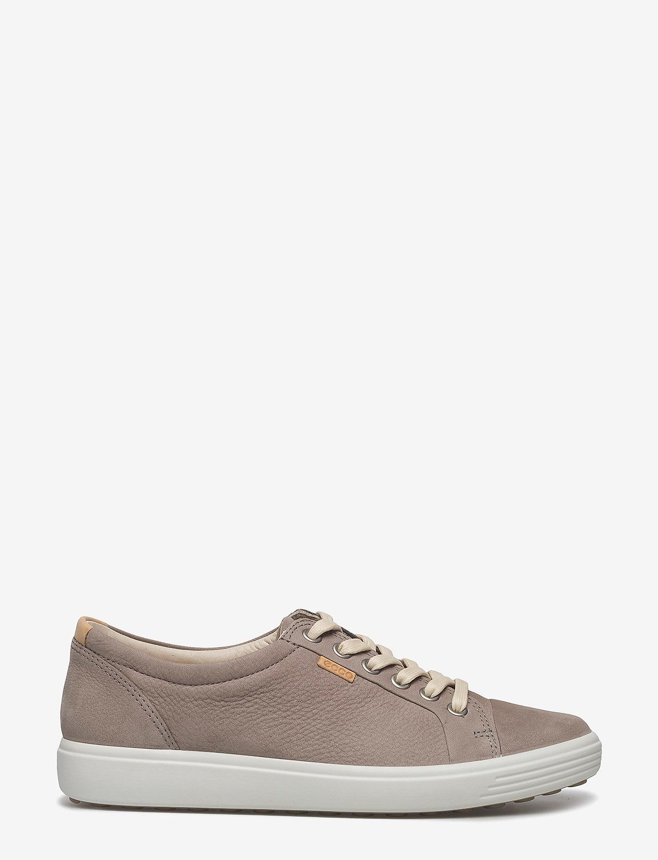 ECCO - SOFT 7 W - låga sneakers - warm grey - 1
