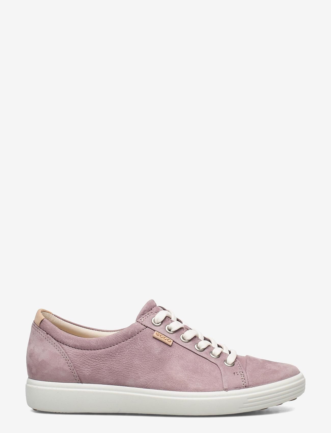 ECCO - SOFT 7 W - låga sneakers - woodrose - 1