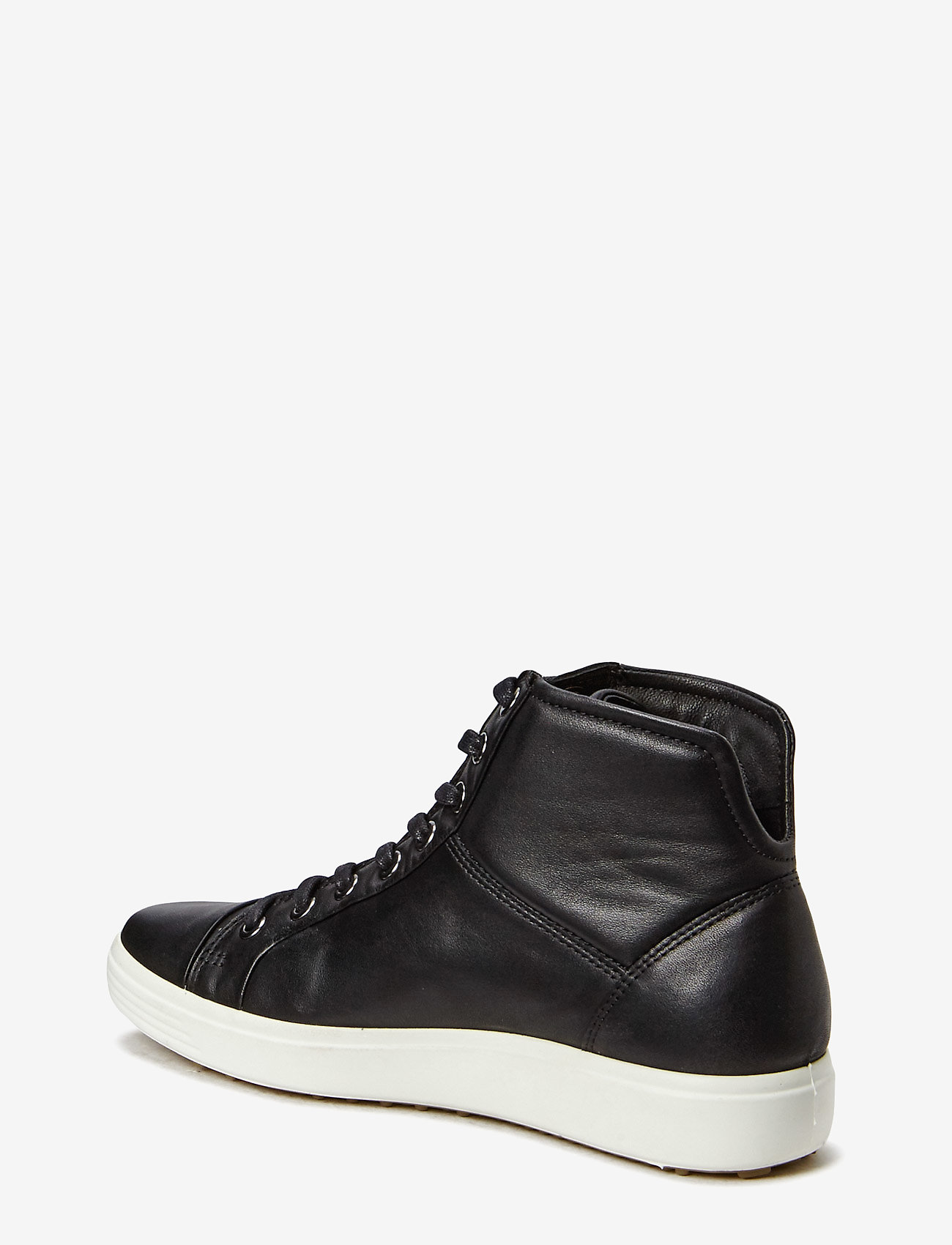 ECCO - SOFT 7 W - high top sneakers - black - 1