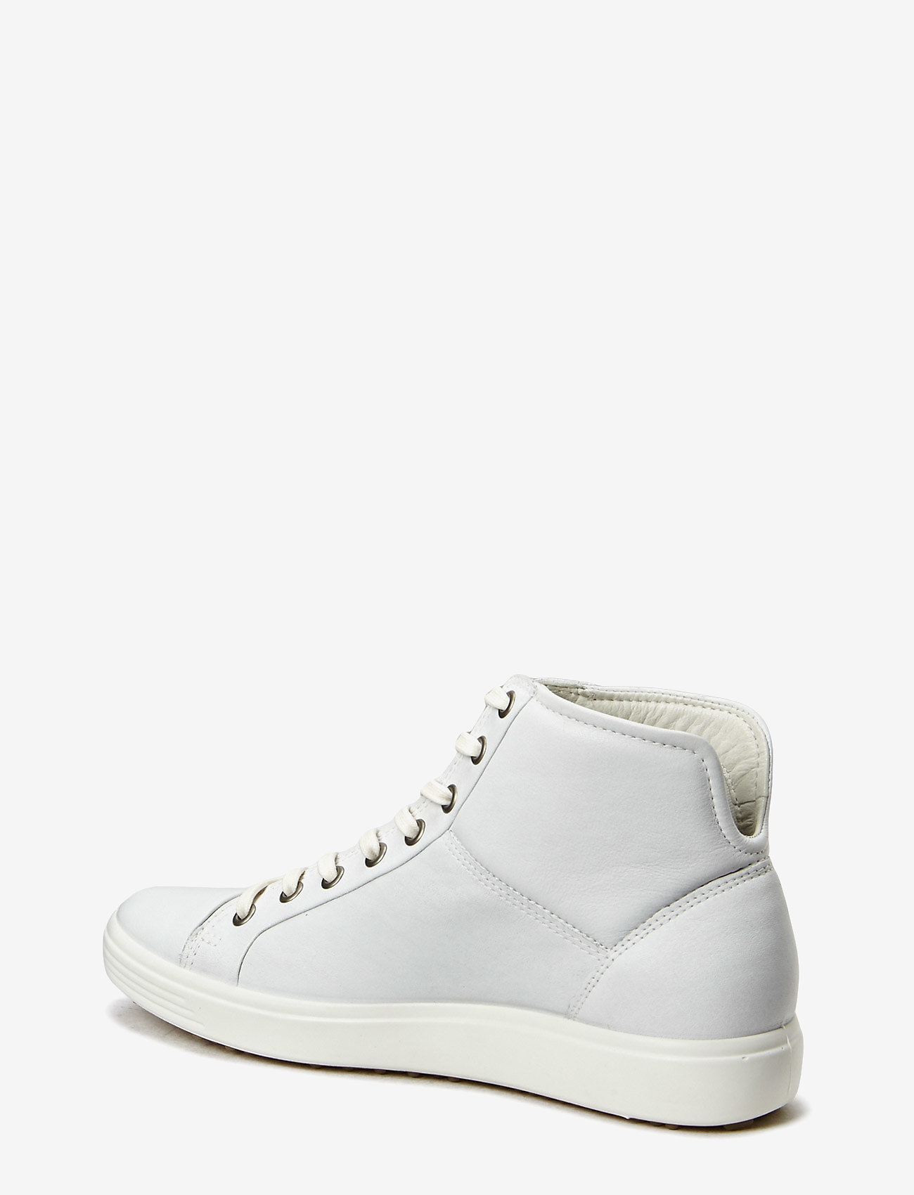 ECCO - SOFT 7 W - high top sneakers - white