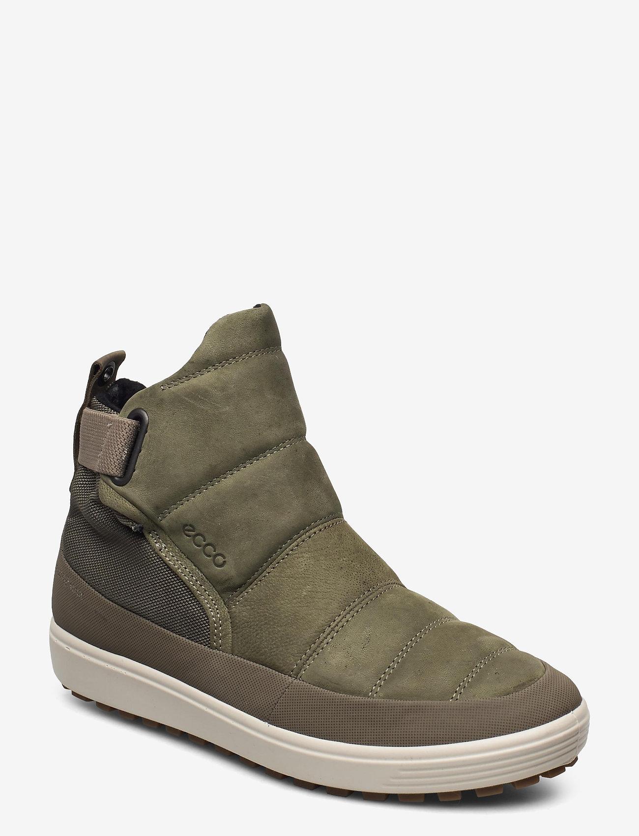 ECCO - SOFT 7 TRED W - hoge sneakers - grape leaf - 0