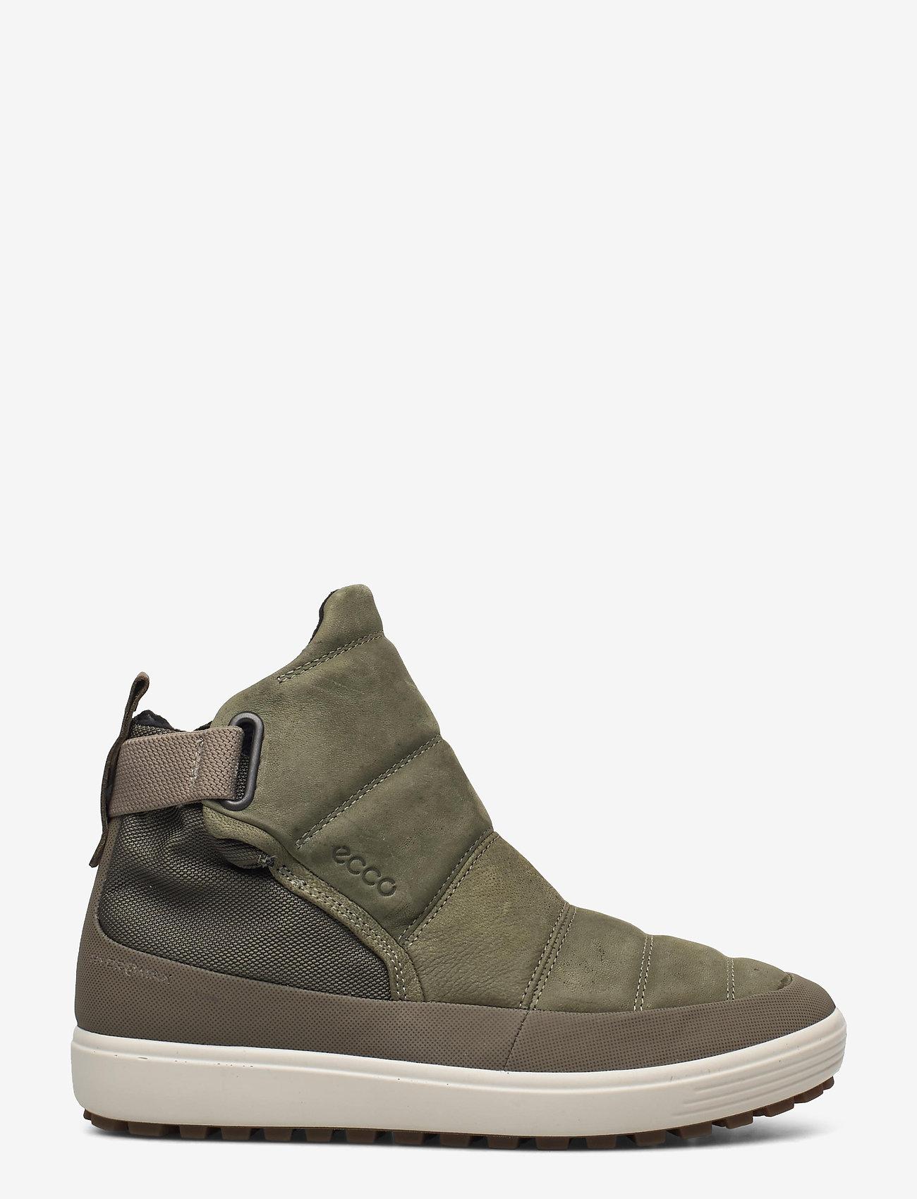 ECCO - SOFT 7 TRED W - hoge sneakers - grape leaf - 1