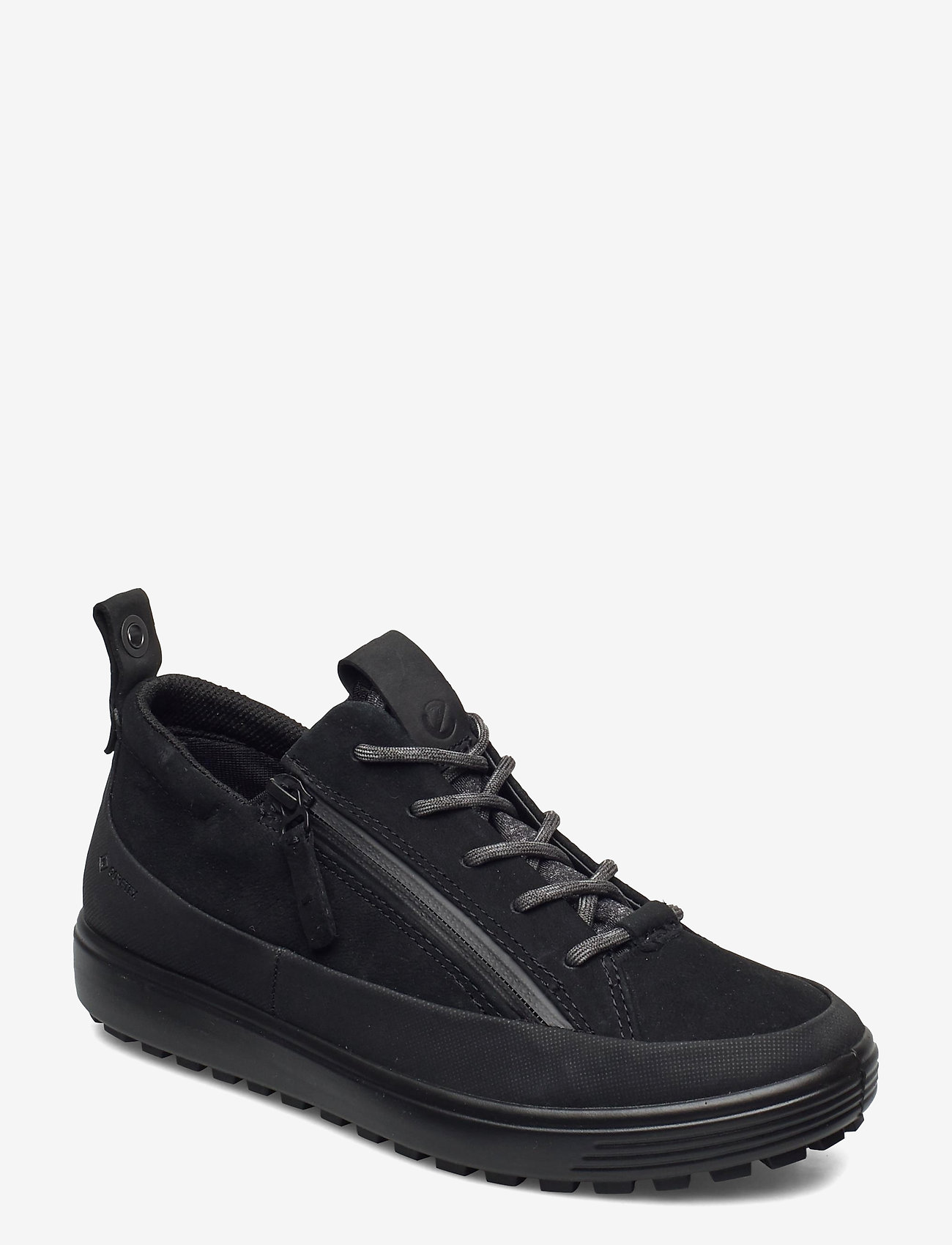 ECCO - SOFT 7 TRED W - lage sneakers - black - 0