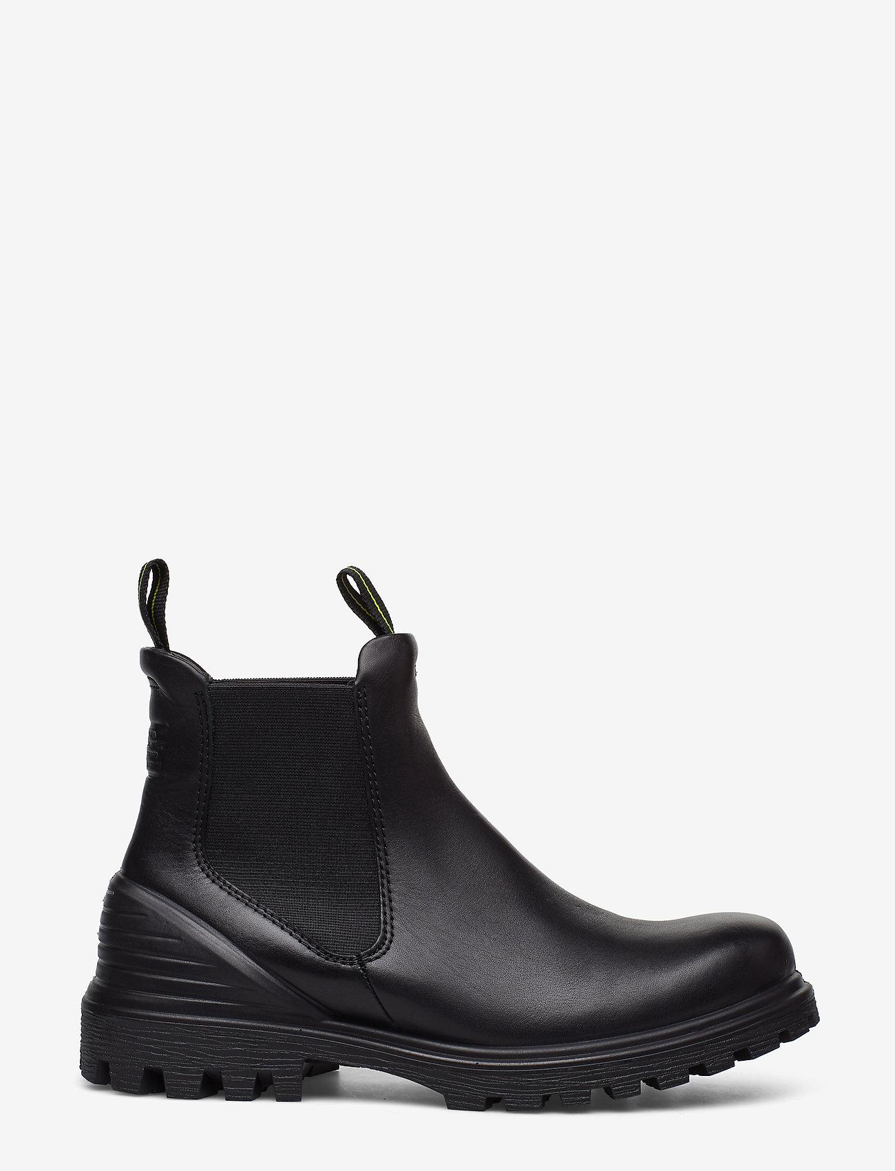 ECCO - TREDTRAY W - chelsea boots - black - 1