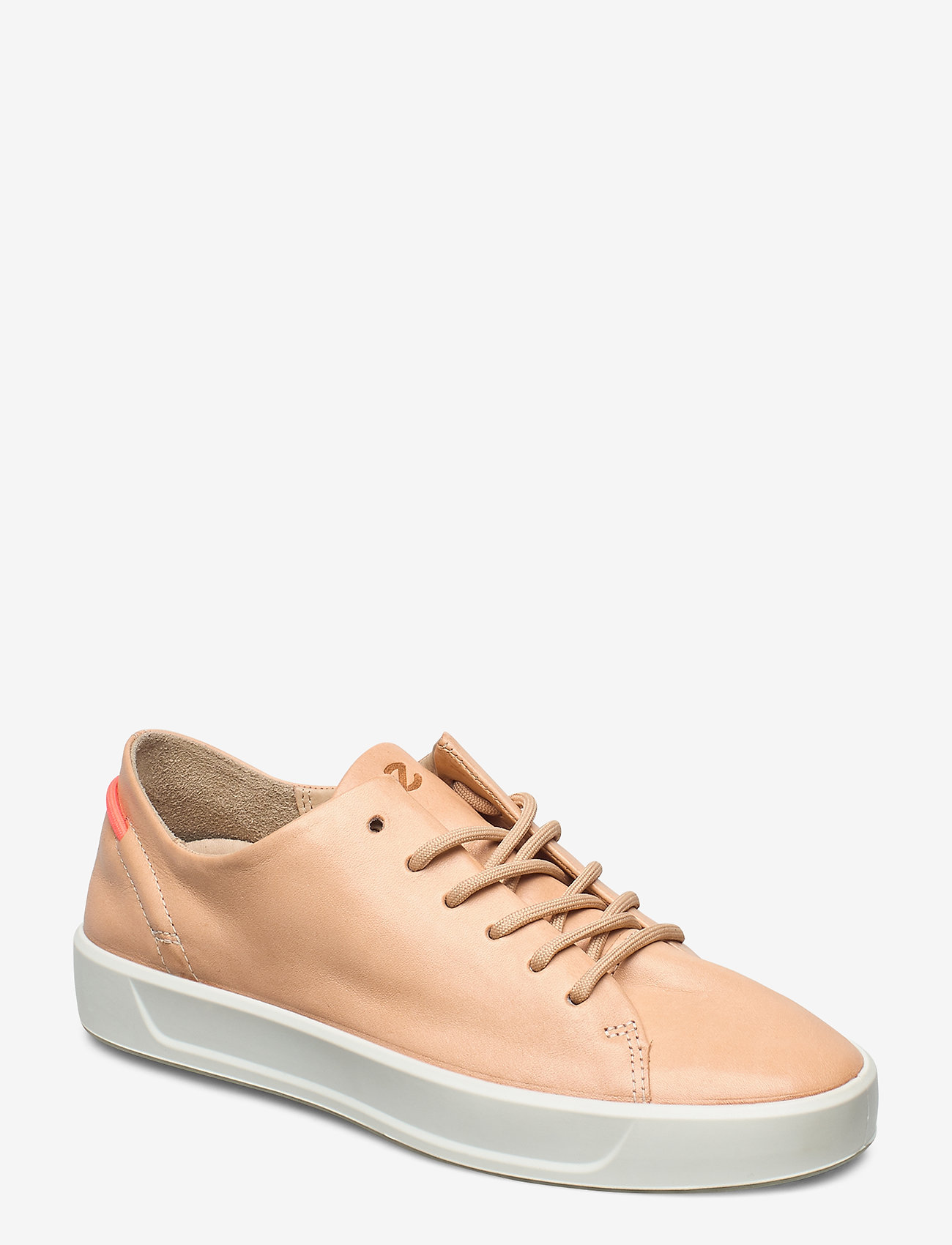 ECCO - SOFT 8 W - lage sneakers - natural nude m1 - 0