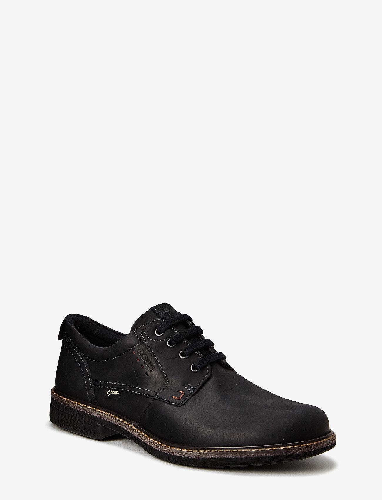 ECCO - TURN - Šņorējamas kurpes - black/black - 0