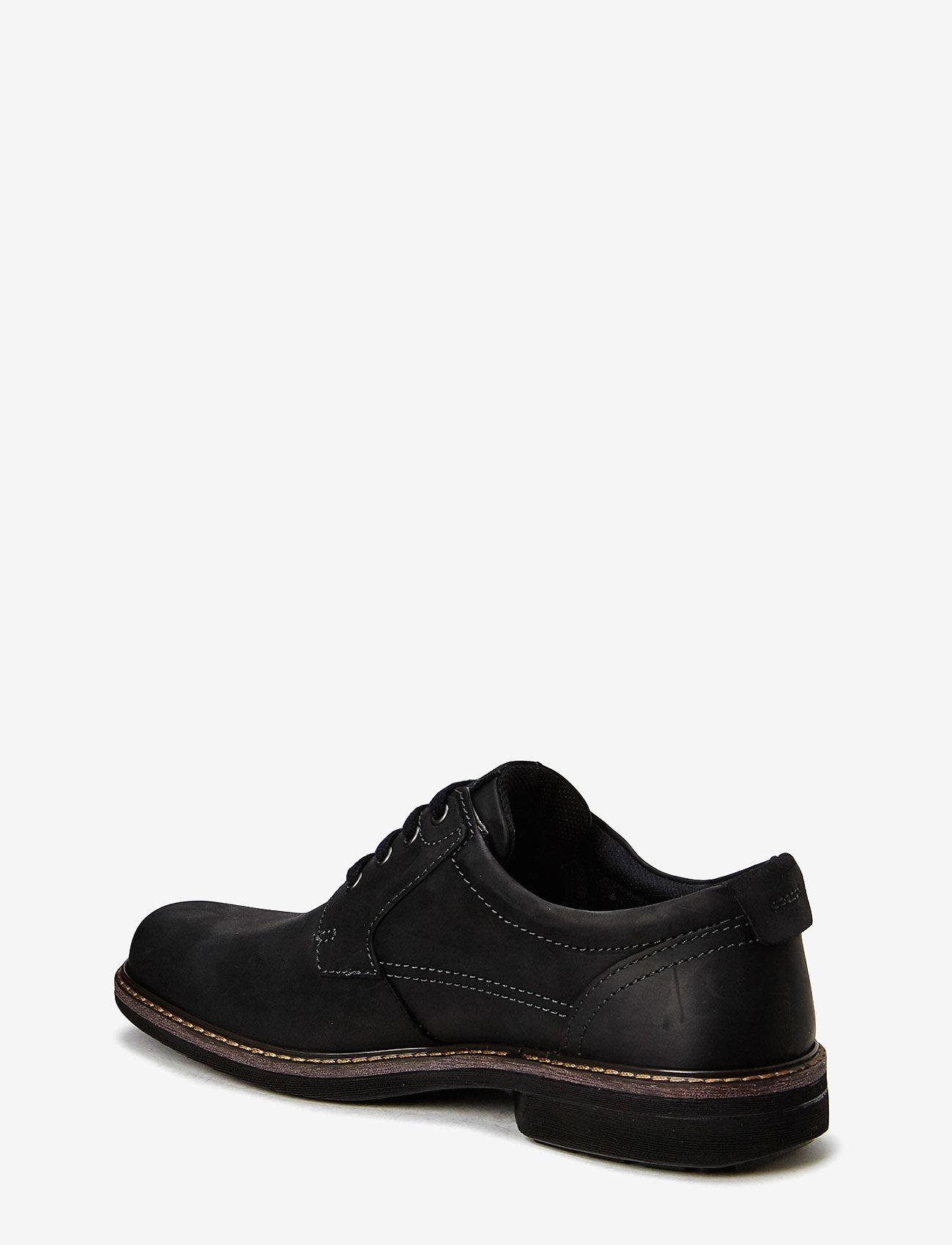 ECCO - TURN - Šņorējamas kurpes - black/black - 1