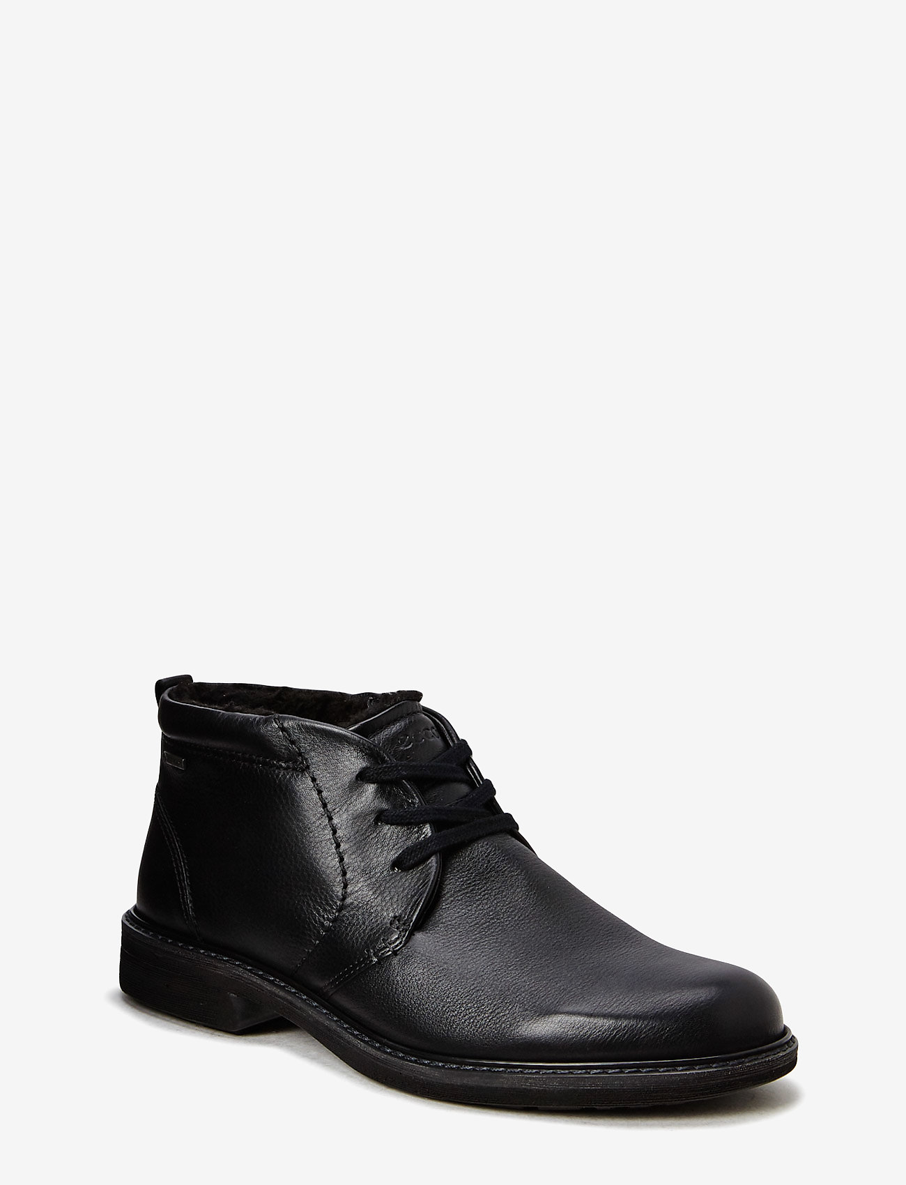 ECCO - TURN - desert boots - black - 0