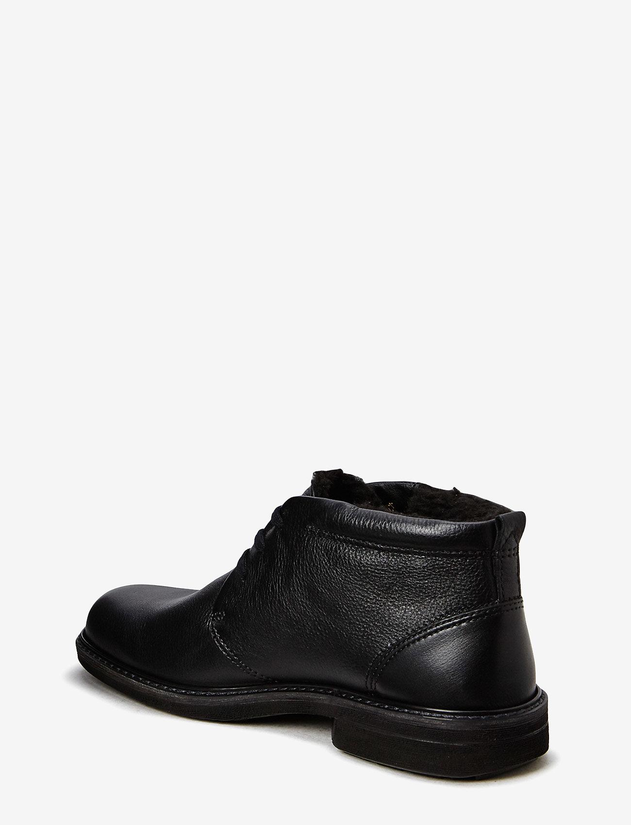 ECCO - TURN - desert boots - black - 1