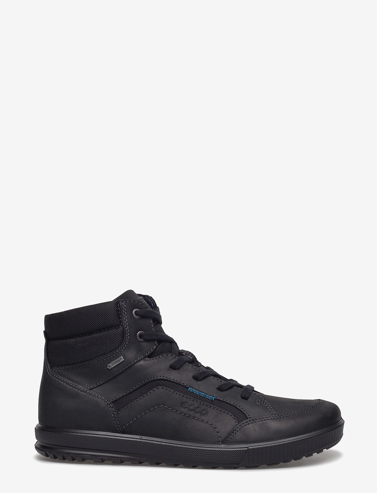 ECCO - ENNIO - höga sneakers - black/black - 1
