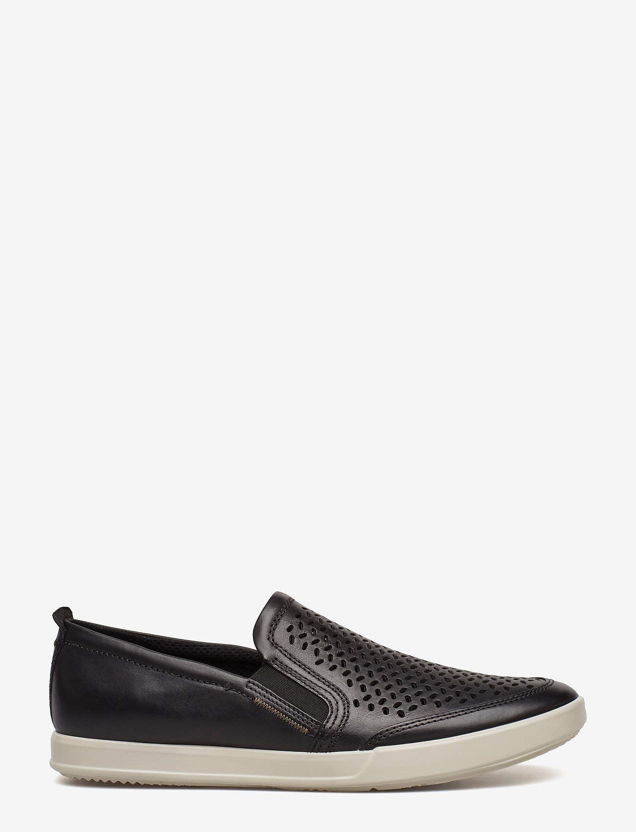ECCO - COLLIN 2.0 - baskets slip-ons - black - 1
