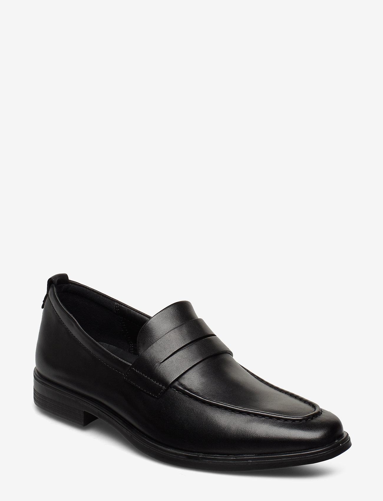ECCO - MELBOURNE - loafers - black - 0