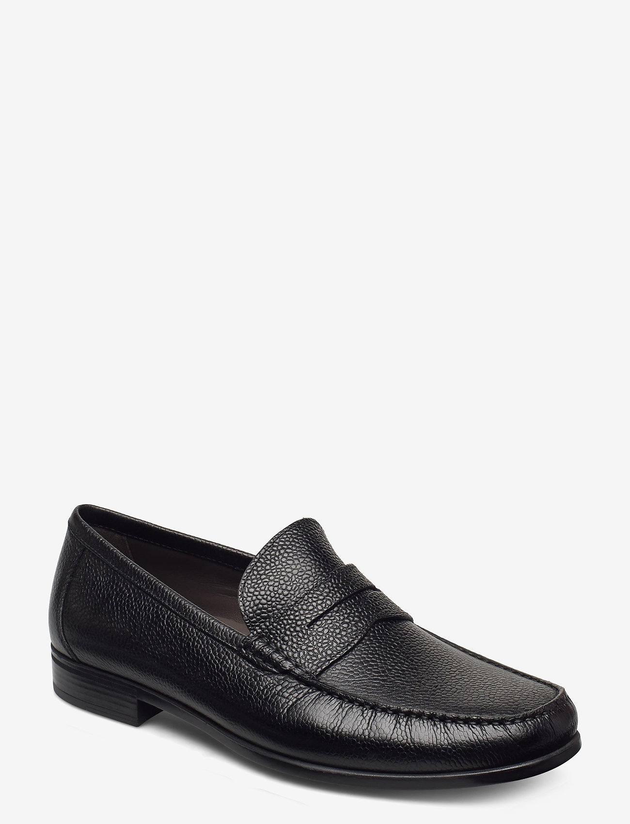ECCO - DRESS MOC - loafers - black - 0
