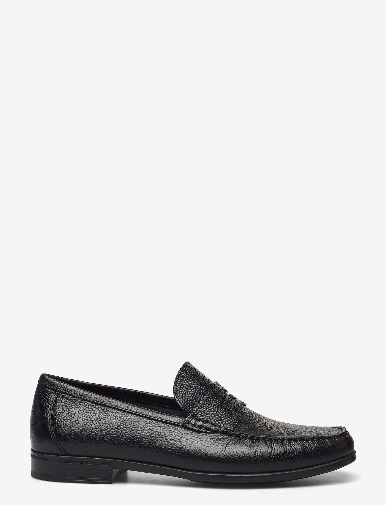 ECCO - DRESS MOC - loafers - black - 1