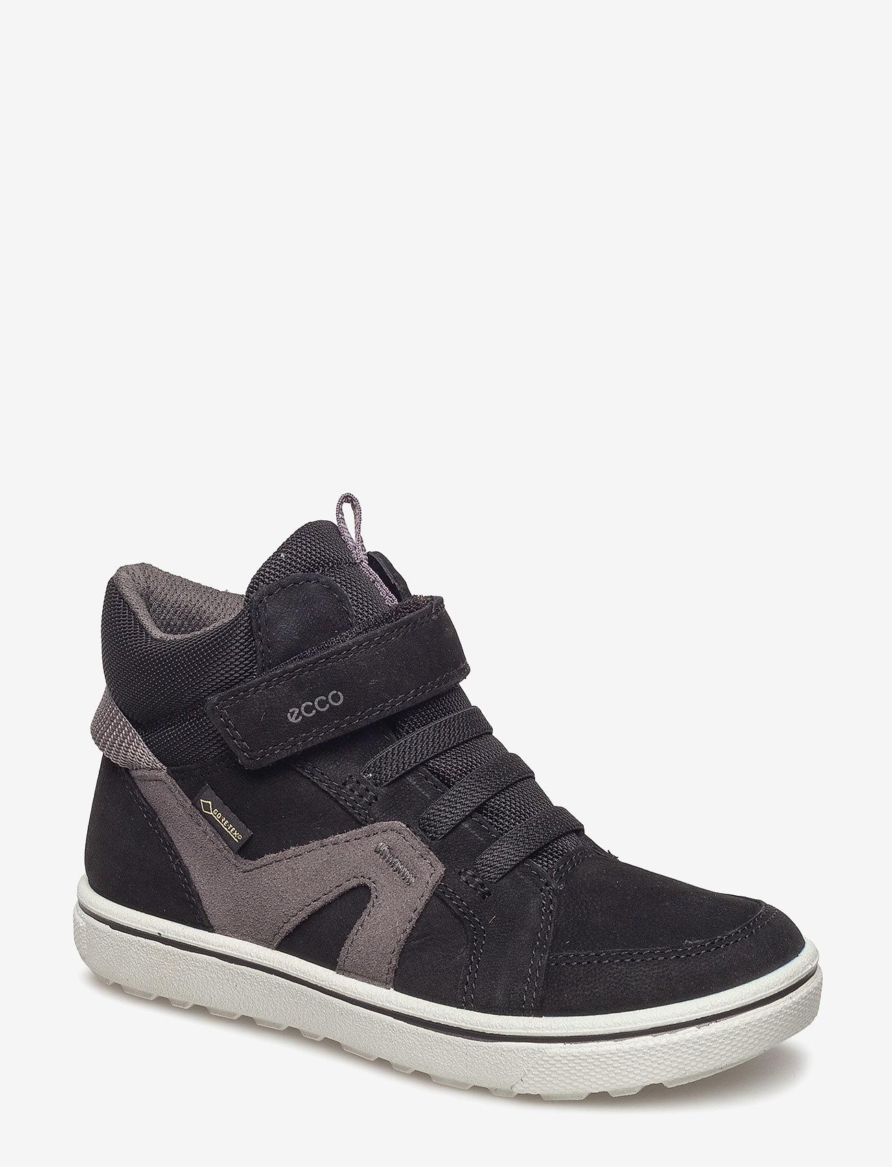 ECCO - GLYDER - tennarit - black/slate