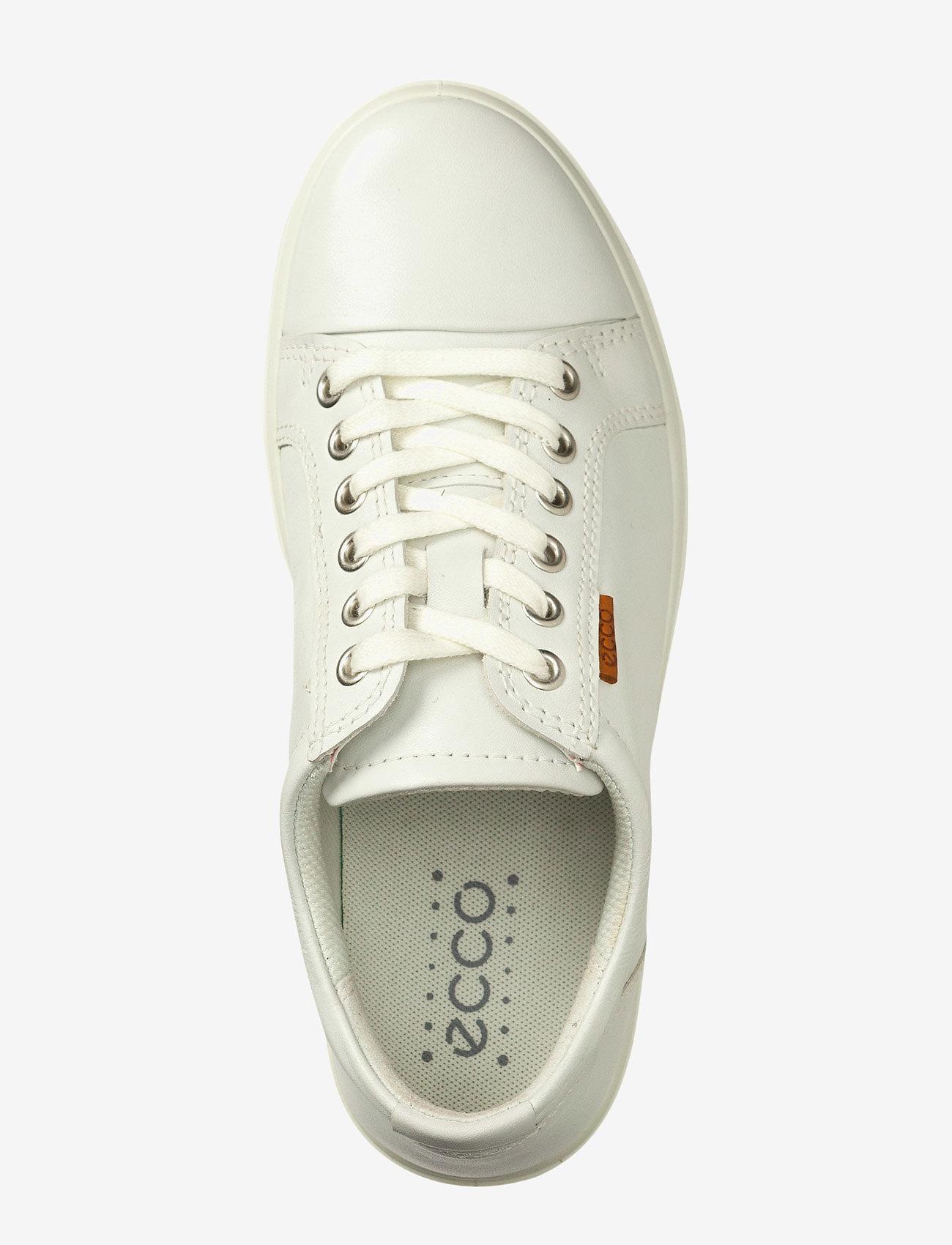 ECCO - S7 TEEN - lav ankel - white - 1