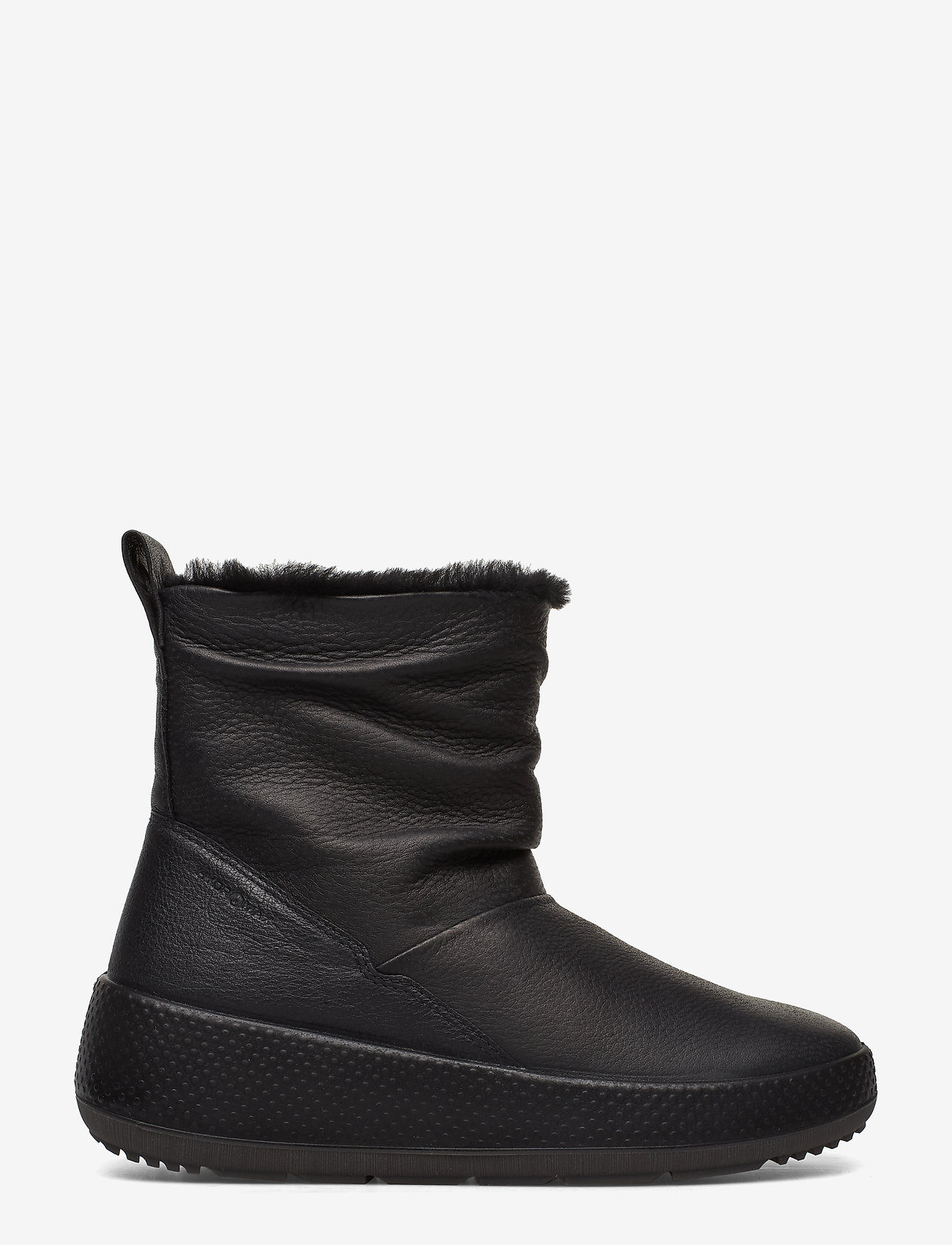ECCO - UKIUK 2.0 - flat ankle boots - black - 0