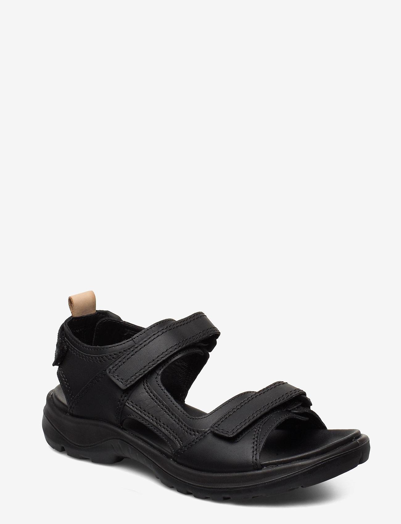 ECCO - OFFROAD - flat sandals - black/powder - 0