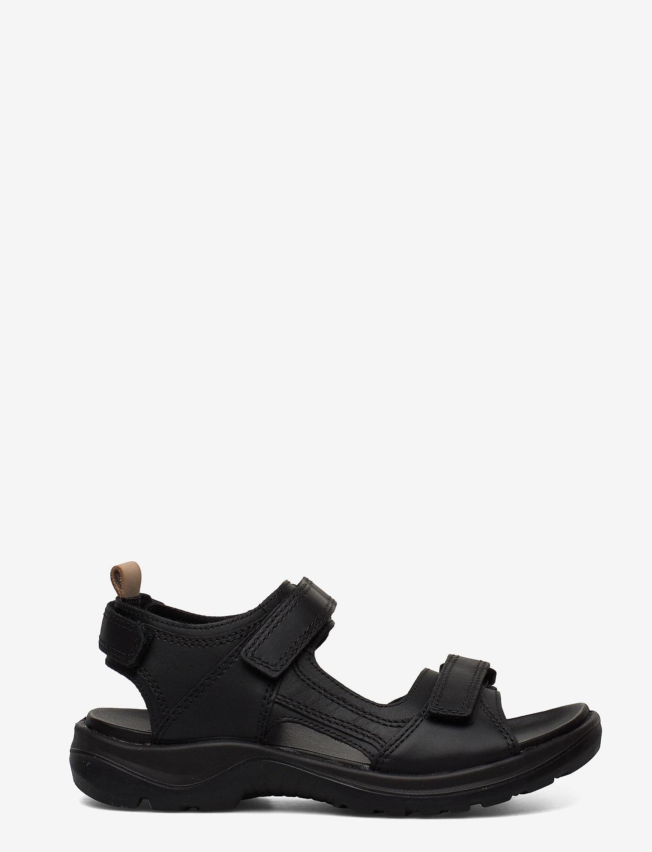 ECCO - OFFROAD - flat sandals - black/powder - 1