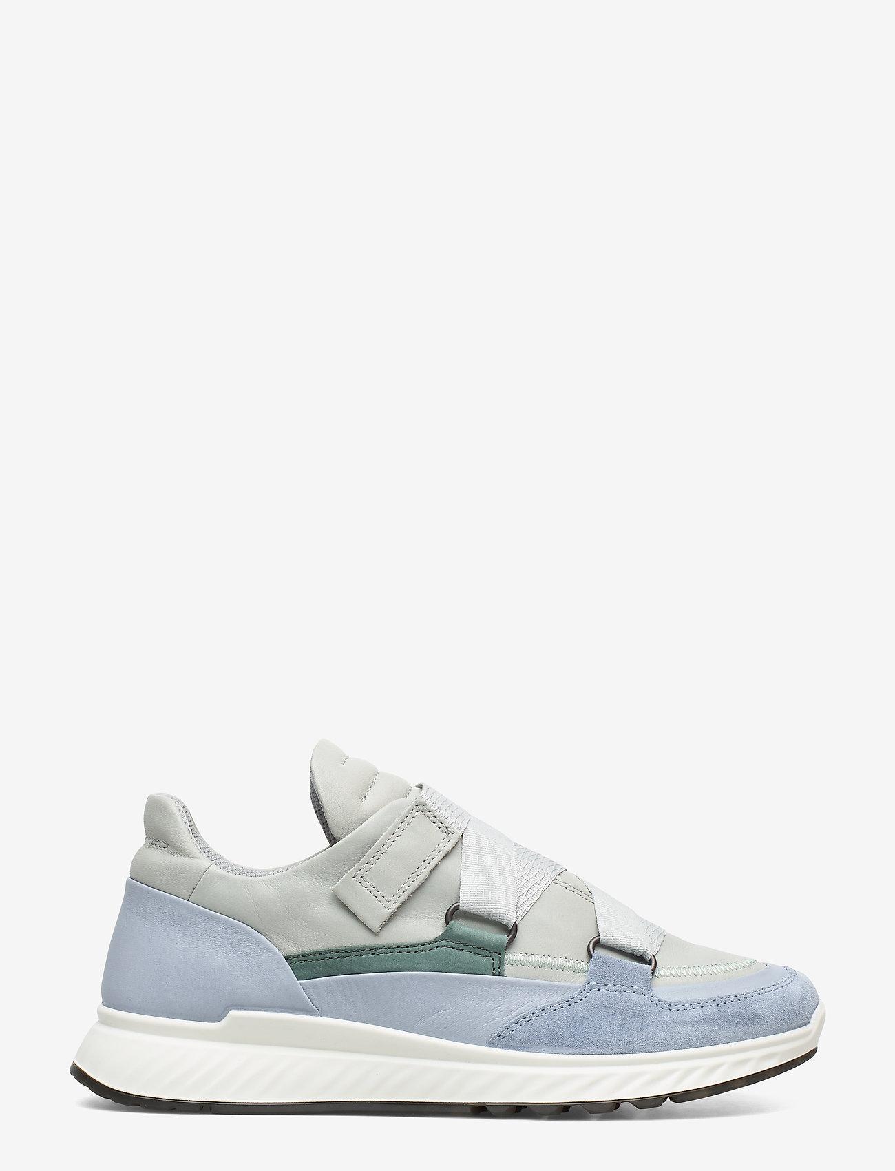 ECCO - ST.1 W - slip-on sneakers - dusty blue/dusty blue/concrete/lake - 1