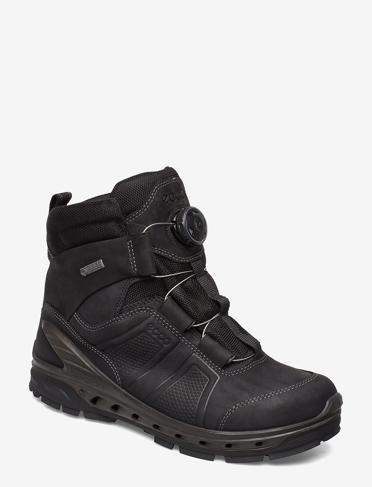 ECCO - BIOM VENTURE TR M - vinter boots - black/black