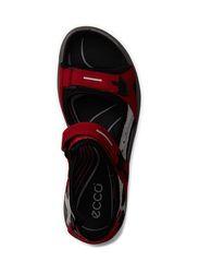 ECCO - OFFROAD - sandales - chili red/concrete/black - 2