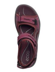 Ecco Offroad Sandale in AUBERGINEMAUVE