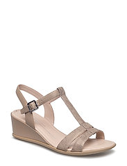 SHAPE 35 WEDGE SANDAL - DUNE/DUNE
