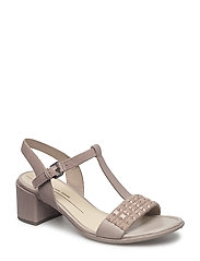 SHAPE 35 BLOCK SANDAL - MOON ROCK