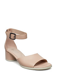 SHAPE BLOCK SANDAL 45 - ROSE DUST