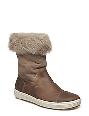 SOFT 7 TRED W - NAVAJO BROWN/MOON ROCK