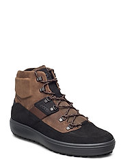 SOFT 7 TRED M - BLACK/COCAO BROWN/BLACK