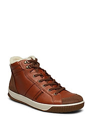 BYWAY TRED - COCOA BROWN/COGNAC/COFFEE
