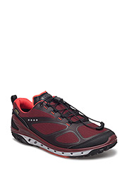 BIOM VENTURE LADIES - BLACK/PORT/CORAL BLUSH