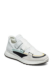 ST.1 W - SHADOW WHITE/BLACK/WHITE/EGGSHELL BLUE