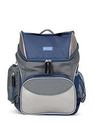 Back to School - DARK SHADOW/DENIM BLUE