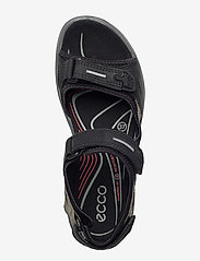 ECCO - OFFROAD - platte sandalen - black/mole/black - 2