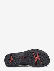 ECCO - OFFROAD - platte sandalen - black/mole/black - 4