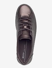 ECCO - SOFT 2.0 - låga sneakers - shale metallic - 3