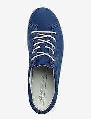 ECCO - SOFT 2.0 - låga sneakers - true navy - 3