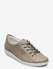 ECCO - SOFT 2.0 - låga sneakers - vetiver - 0